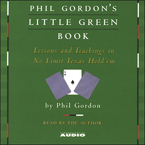 Phil Gordon's Little Green Book cover art
