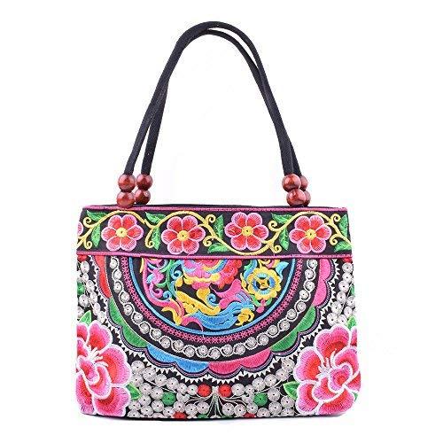 Hand Embroidered Handbags Amazon Com