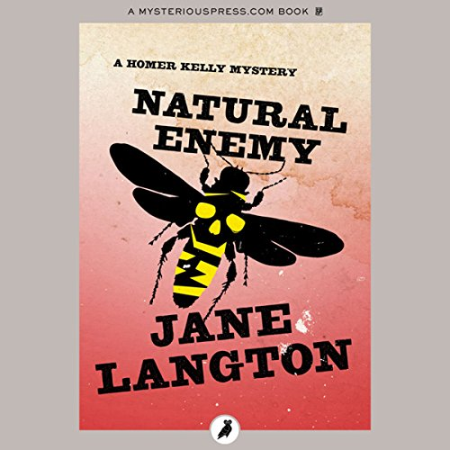 Natural Enemy audiobook cover art