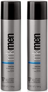 Mary Kay MK Men Shave Foam for Sensitive Skin 6.5 oz. / 183 g - 2 Pack