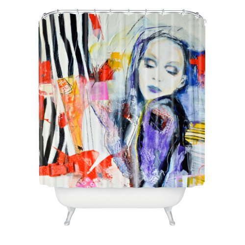 Deny Designs Lana Greben Duschvorhang, 173 x 183 cm