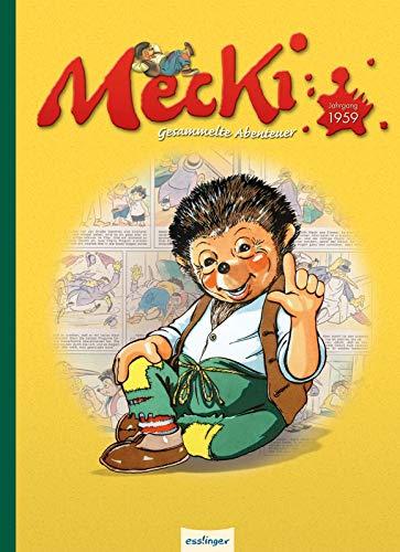 Mecki - Gesammelte Abenteuer Jahrgang 1959 (Kulthelden)