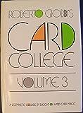 Card College, Vol. 3