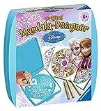 Ravensburger – Mandala – Mini – Disney La Reine des Neiges – Loisir créatif – Dessin – Enfant dès 6 ans – 29835