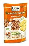 Dr. Karg Flammkuchen-Snack (Vollkorn), 10er Pack (10 x 110 g Beutel)