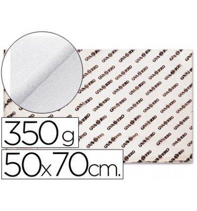Guarro Canson 200408042 - Pack de 25 hojas de papel para acuarela, 350 g, 50 x 70 cm