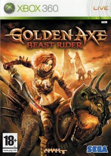 Golden Axe Beast Riders