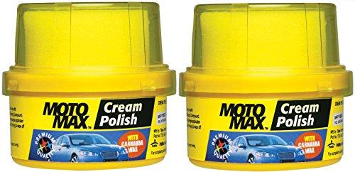 Motomax Cream Polish (Set of 2, 60 g)