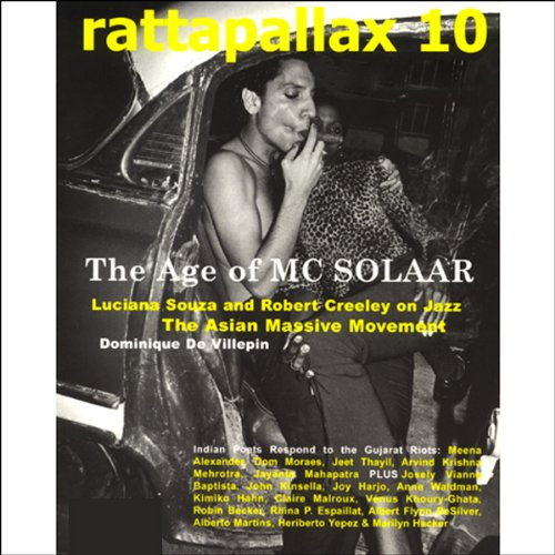 Rattapallax 10 audiobook cover art