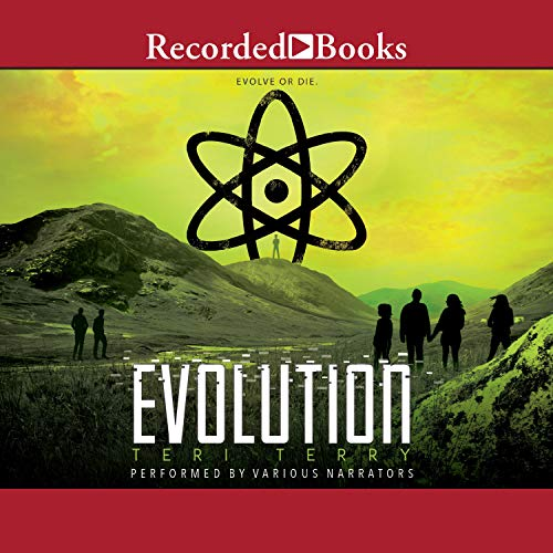 Evolution  By  cover art