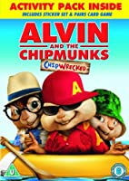 Alvin and the Chipmunks - Chip-Wrecked
