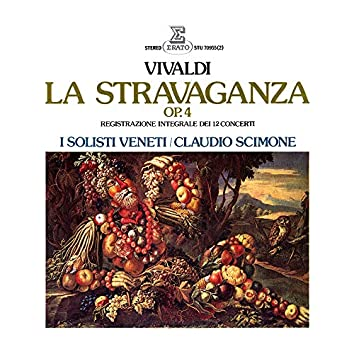 Vivaldi: La stravaganza, Op. 4