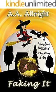 Wayfair Witches 14巻 表紙画像