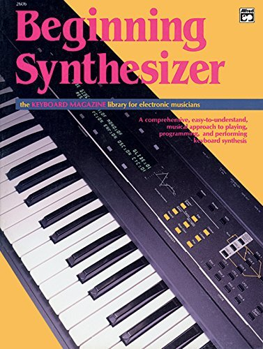 Beginning Synthesizer (Keyboard Magazine Library for Electronic Musicians) (English Edition)