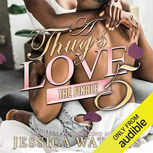 A Thug's Love 5 audiobook cover art