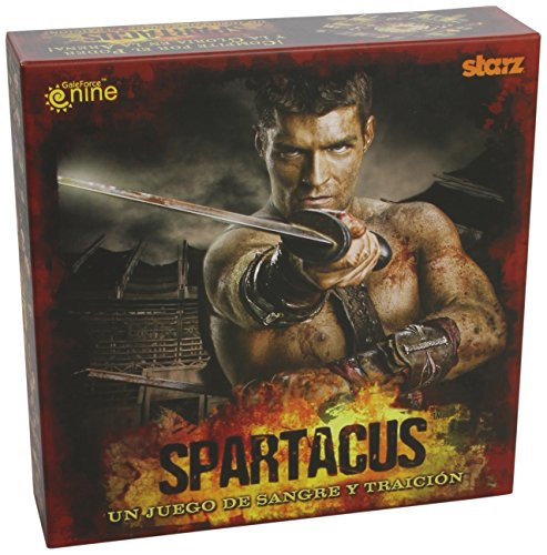 Deir - Gioco da Tavolo Spartacus