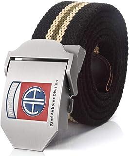Cintura Militare 4cm Fibbia Metallo Heavy Duty cintura TATTICO 120cm a 160cm