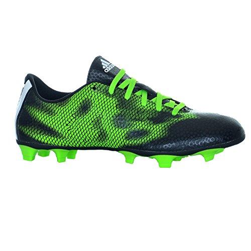 adidas F5 TRX FG voetbalschoenen outdoor schoenen voetbal zwart-wit-groen B35985