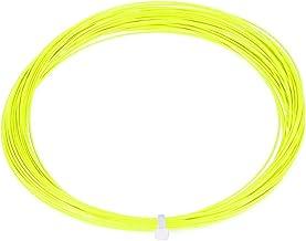 Keenso Badminton Racket String, 6 Colors 10m Durable Nylon High Flexibility Badminton Racket String Racquet String Line Ba...