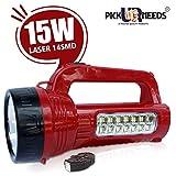 Pick Ur Needs Rock light Solar Power LED Torch