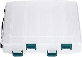 comprar comparacion Tbest Caja de Señuelo de Pesca, Caja de Gancho de Pesca Plástico Caja de Señuelo de Almacenamiento Cajas para Aparejos de ...