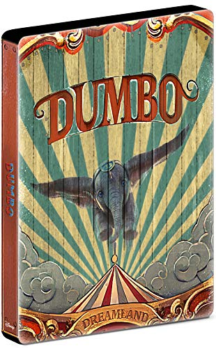 Dumbo (2019) - Steelbook [Blu-Ray]