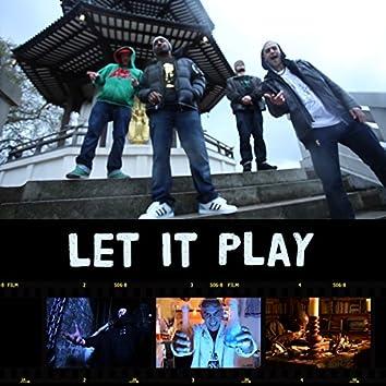 Let It Play (feat. Dabbla, Son of Light, Dubbledge, DJ Frosty)