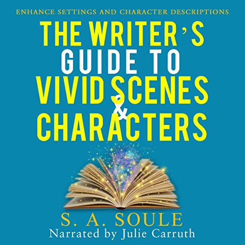 The Writer's Guide to Vivid Settings and Characters audiobook cover art
