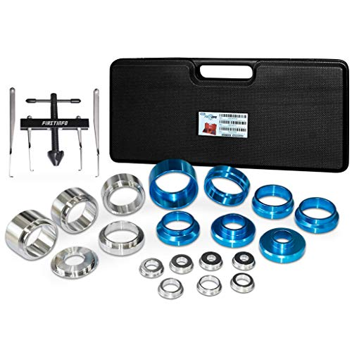 FIRSTINFO Crankshaft Bearing Remover and Installer Kit/Crank Seal Removal Tool Kit Easily Fitting The Crank Seal