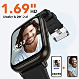 Zoom IMG-1 agptek smartwatch uomo donna orologio