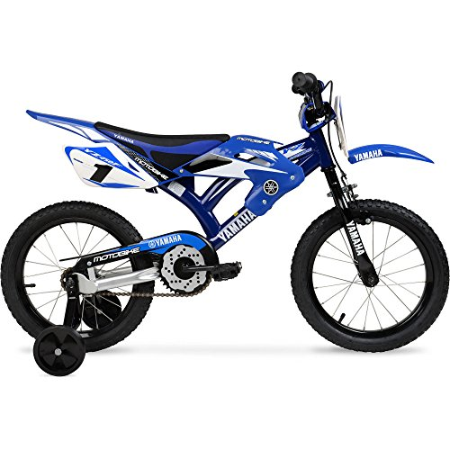 16' Moto Yamaha Bike Bicycle Summer Toy Kids Outdoor Play