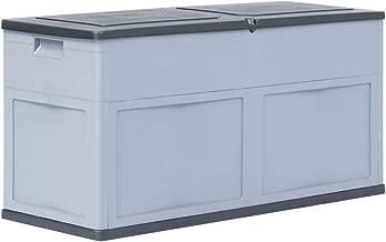 Cassapanca Esterno in Resina Baule Contenitore 140X54X57H Terry TERRY BOX
