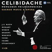 Celibidache 4: Sacred Music & Opera by Celibidache (2011-11-29)