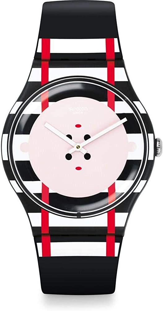 Watch Swatch New Gent SUOB129 DOUBLE ME