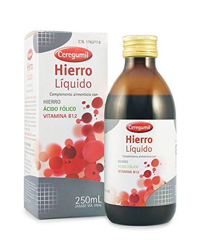 Ceregumil Hierro Liquido...