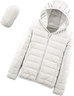 Women's Packable Down Quilted Jacket Lightweight Winter Warm Puffer Coats