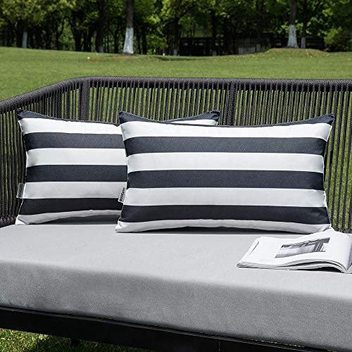 Outdoor Waterproof Throw Pillow Covers