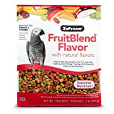 ZuPreem - Alimento para Aves FruitBlend | Pienso Guacamayos - 900 g