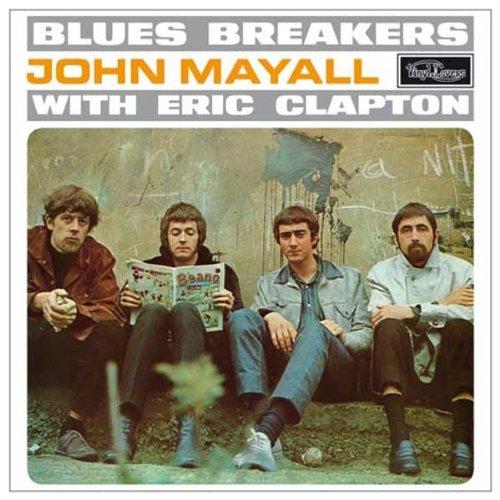 Bluesbreakers With Eric Clapton [Vinyl LP]