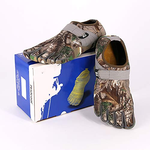Mgcdd-Car Organizer Zapatos de Punta, Cinco Toe Split Toe Barefoot Sports Shoes Gym Sports Zapatos Cinta de Correr Zapatos,40