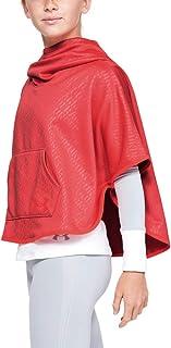 سترة بقلنسوة للفتيات من Under Armour Fleece Emboss Fashion