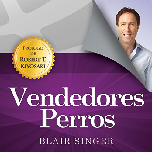 Vendedores perros [Selling Dogs] audiobook cover art