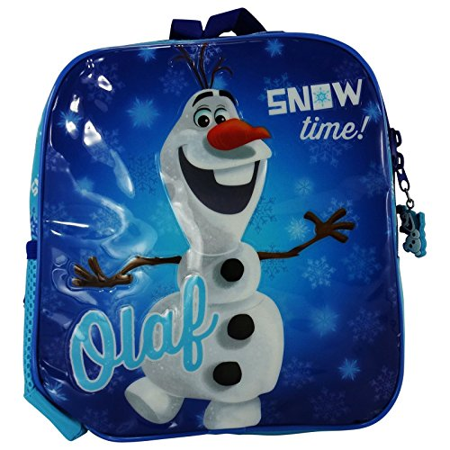 Disney Frozen Olaf Snow Time Zaino Scuola Asilo Tempo Libero