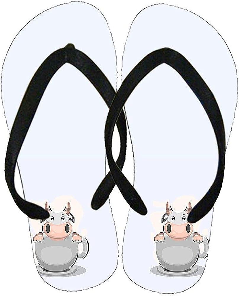 Compatible With Flip Flops Original Soft Tpu Women Design Small Hippo