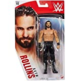 WWE- 112 Series - Seth Rollins - Action Figure, Bring Home The Action of The WWE - Approx 6'