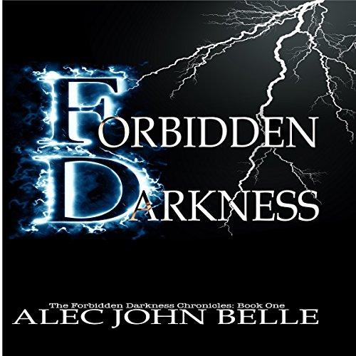 Forbidden Darkness audiobook cover art