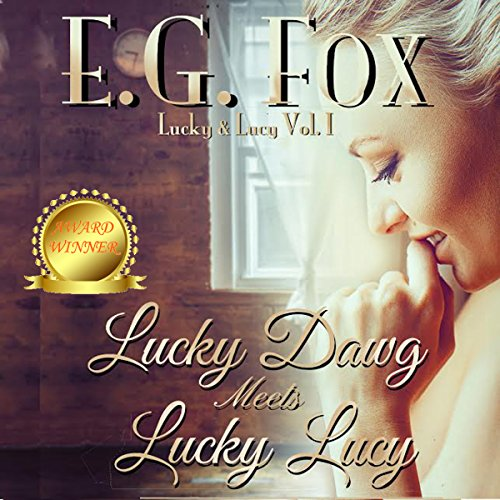 Lucky Dawg Meets Lucky Lucy audiobook cover art