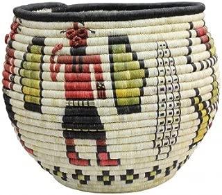 Gladys Kagenveama, Hopi Coil, Mudhead, Corn Maidens, 13