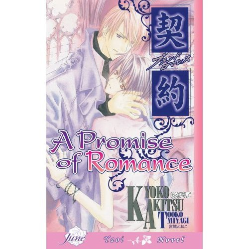 A Promise of Romance (English Edition)