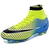 BOLOG Zapatos de Fútbol Hombre Spike Aire Libre Profesionales Atletismo Training...
